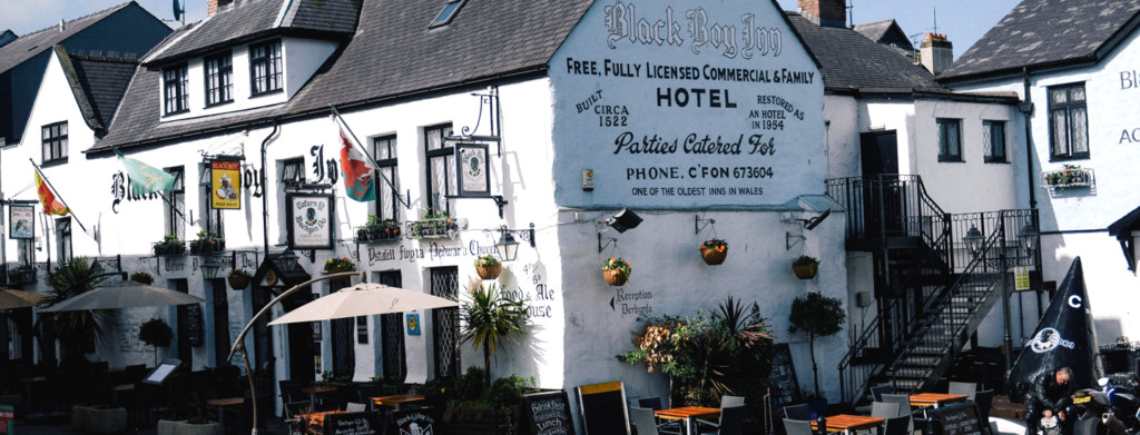 Hotels Snowdonia, B&B Caernarfon | Black Boy Inn