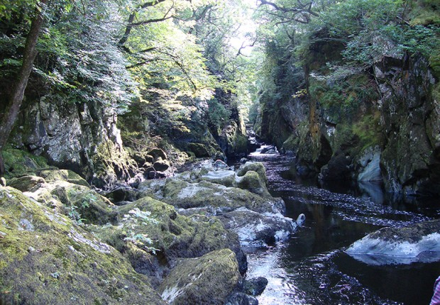 Snowdonia Fairy Glen Rapids1