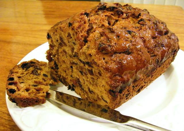 Bara Brith - Welsh Cake