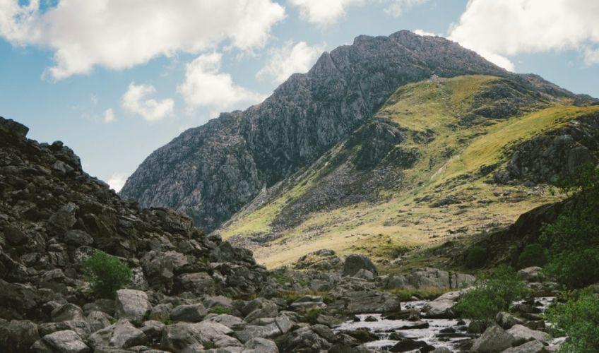 View of Tryfan