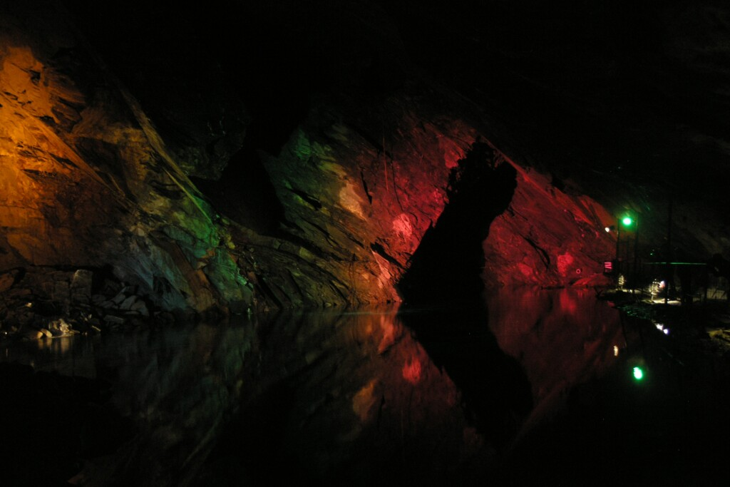 North Wales Underground! Caves, Quarries, and Mines