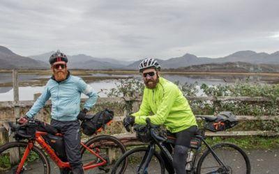 Snowdonia 360 Bike Tour, North Wales